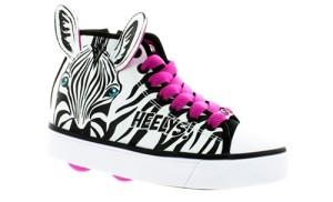 Heelys Zebra